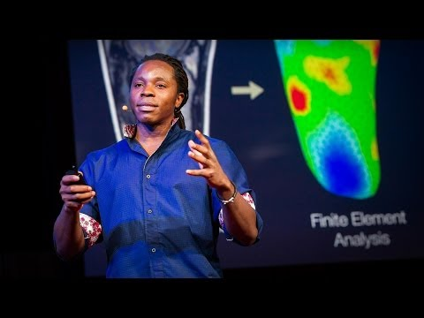 David Sengeh: The sore problem of prosthetic limbs
