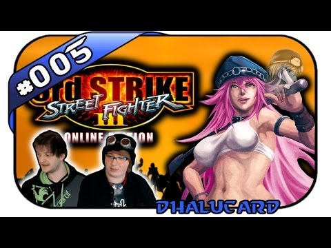 MixUp Games #005 - Street Fighter 3 Third Strike Online Edition - Beat 'em Up