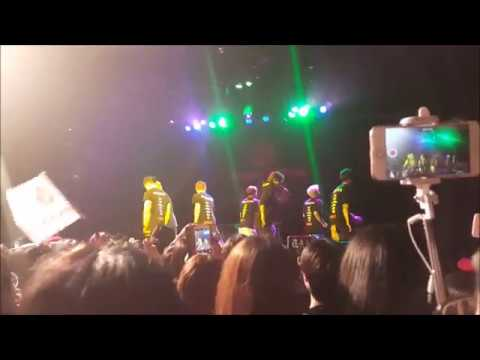 [Fancam] Taiyo mo Tsuki mo Rehearsal-SPEEDSTER World Tour 2017 (NY)
