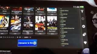 Comment regarder un filme sur sa PS Vita en streaming