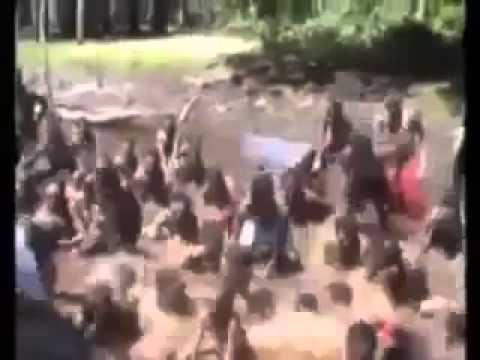 Mualaf dari Suku Pedalaman Papua