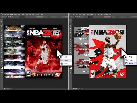 Proof Of NBA 2K Recycling THE SAME GAME! (NBA 2K2 - NBA 2K17)