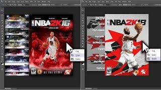 Proof Of NBA 2K Recycling THE SAME GAME! (NBA 2K2 - NBA 2K17)