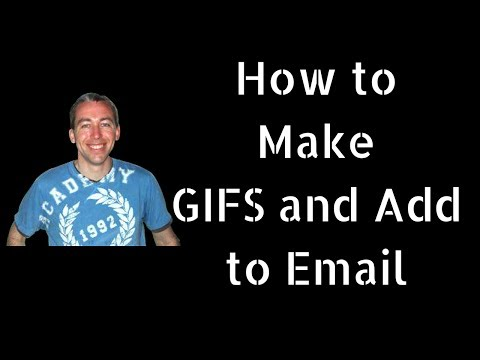 How To Make An Animated GIF And Embed In Your Emails By Adam Payne