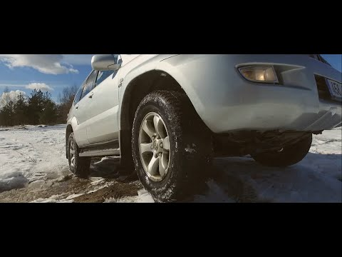 Тест-драйв Toyota Land Cruiser Prado 120 (с пробегом 675 000 км)