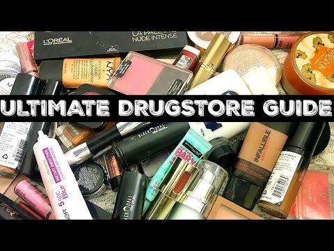 Makeup for Beginners Tips & Starter Kit  I DRUGSTORE MAKEUP GUIDE
