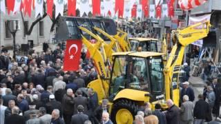 Alaplı Belediye Başkanı Nuri TEKİN'e Teşükkürler