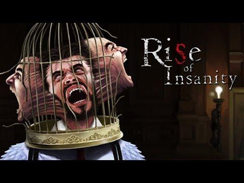 EL TERROR TIENE UN NOMBRE: RISE OF INSANITY