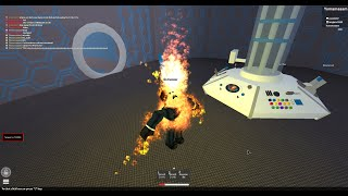 Roblox:Doctor Who:Death Sentence:Part 1