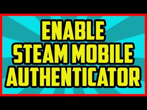 Steam Mobile Authenticator Aktivieren