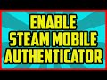 HOW TO ENABLE STEAM MOBILE AUTHENTICATOR WORKING 2018 - Steam Trading Discount App CSGO CSGOJackpot