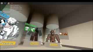 playing monstrum on roblox