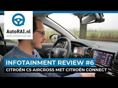citroën-c5-aircross-met-citroën-connect---infotainment-review-#6---autorai-tv