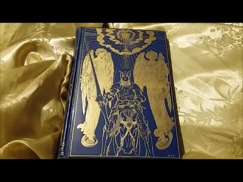 The Book of Romance by Andrew Lang Antique First Edition 1902