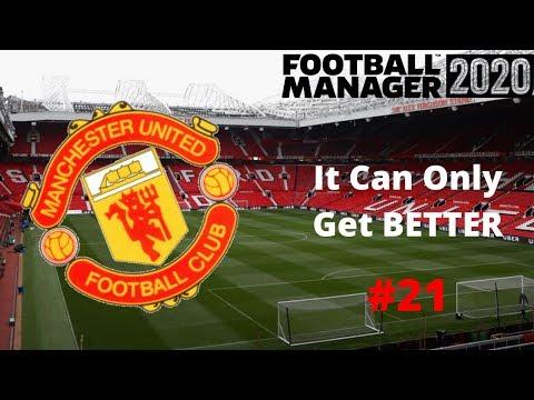 FM20 | Manchester United #21 | I've Put HAALAND IN GOAL!!!