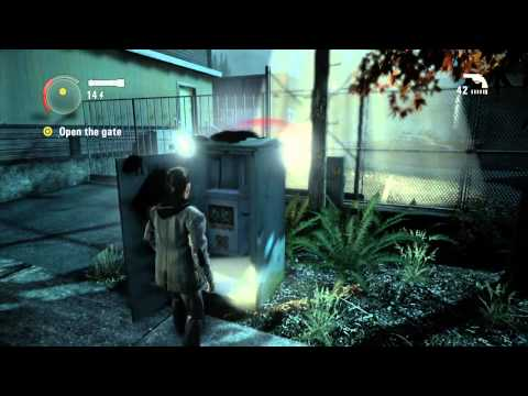 Alan Wake is a great suspense horror game |