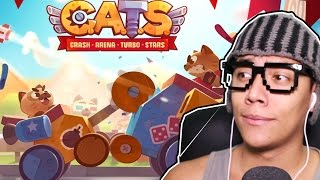 A GUERRA DOS GATOS - CATS: Crash Arena Turbo Stars