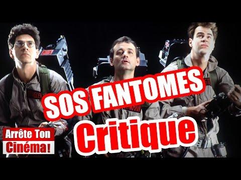 Critique Spéciale SOS Fantômes 3 :  SOS Fantômes 1 (1984)