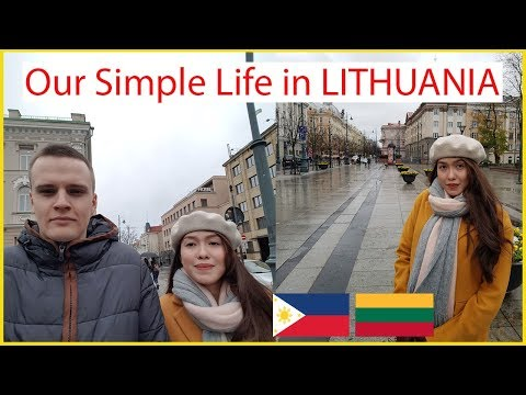 Went to Vilnius just for these! Filipina's Daily Vlog in Lithuania (PinayVlog)| it'srofa