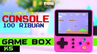 Game Box 100 Ribuan dengan tampilan dan game yang lebih fresh. GAME BOX K5 Mini Review Indonesia screenshot 4
