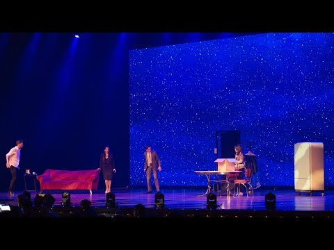 Ghost the Musical Live- Hello, Sam and Carl's Death