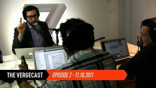 The Vergecast 002: Judgement day for WebOS