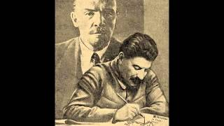 The October Revolution and the Tactics of the Russian Communists (By Stalin, 1924)