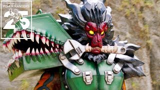 Every monster from Power Rangers Ninja Steel episodes 1 – 20, the 2...