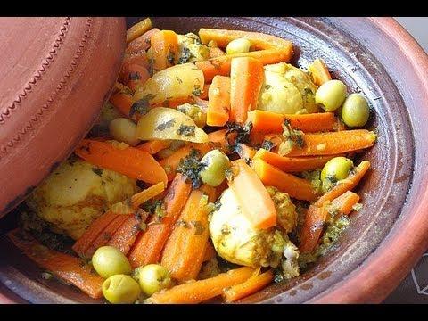 recette-de-tajine-de-poulet-aux-carottes-chicken-and-carrots-tajine-recipe