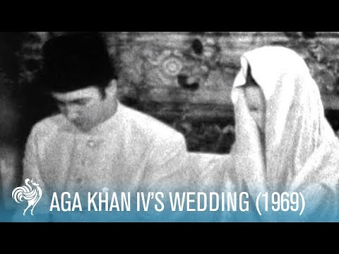 Aga Khan's Wedding (1969)