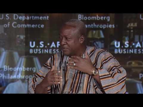 Job Shifts: 2016 U.S.-Africa Business Forum