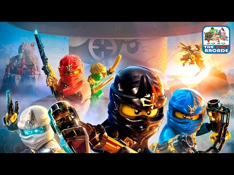 Lego Ninjago Tournament – Defeat The Other Elemental Masters