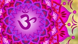 Extremely Powerful   Crown Chakra Meditation Music   Awaken Sahasrara
