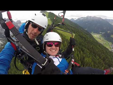 Tandem Paragliding Tirol - Video