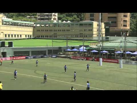 ARFU Asian Sevens Series 2014 - Hong Kong ( Match 32 - Thailand v Philippines) Women SF-P2