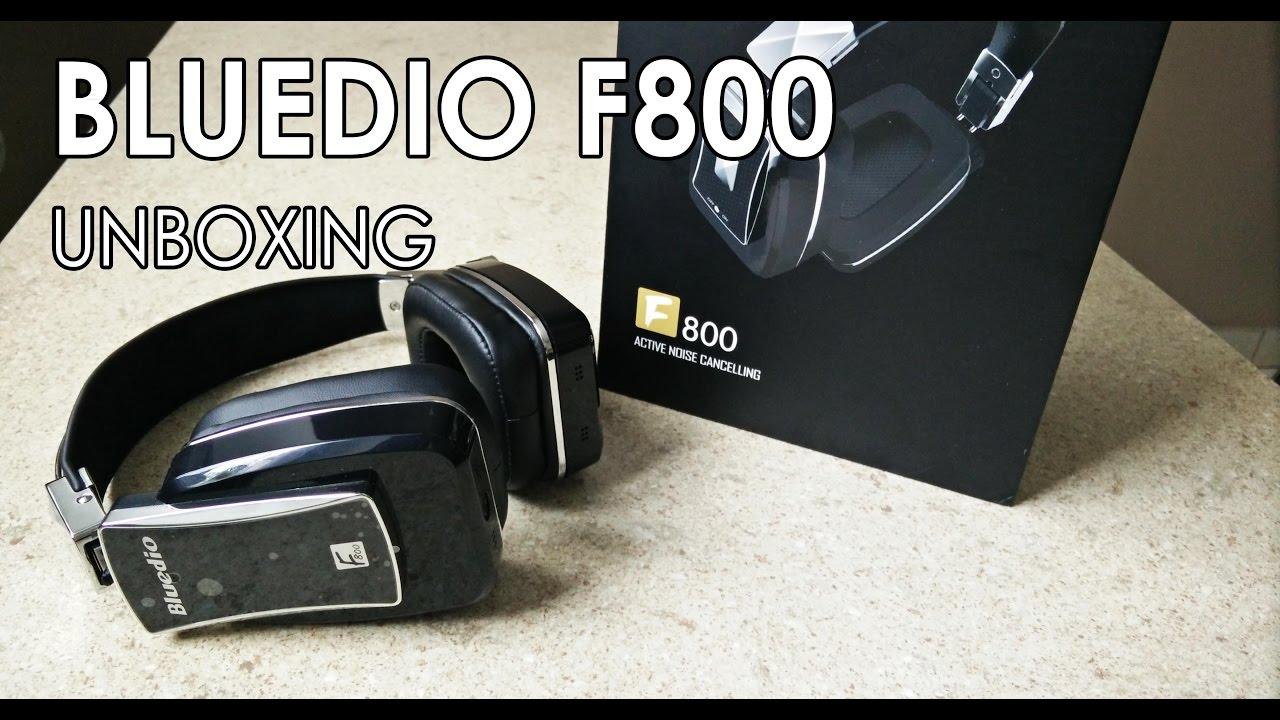 8302cddc09c Bluedio F800 słuchawki z aktywną redukcją szumów - AliLove.pl