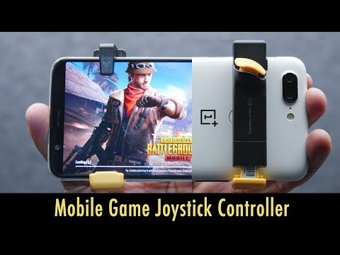 pubg-mobile-game-trigger-gamepad-—-flydigi-stinger-unboxing-and-demo