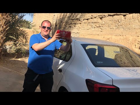 Dacia Logan! review...ish! | 3 hours across Morocco 🇲🇦