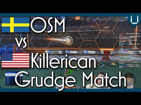 GRUDGE MATCH | OSM vs Killerican