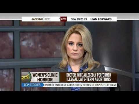 The Barbaric Operation of Baby-Killer Kermit Gosnell and Staff