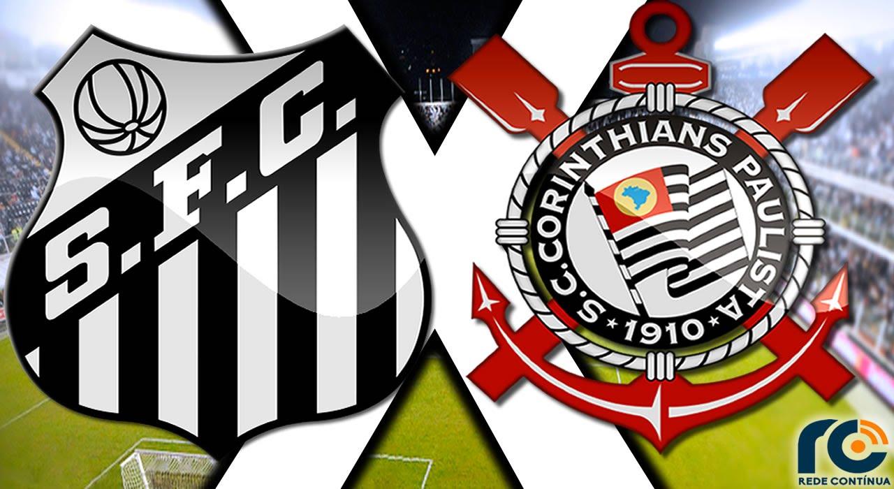 Resultado de imagem para Santos x Corinthians | AO VIVO | Paulistão