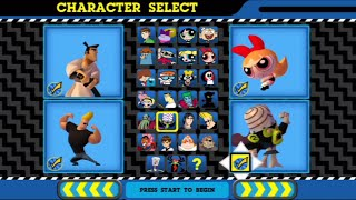 Cartoon Network: Punch Time Explosion XL All Characters [PS3]