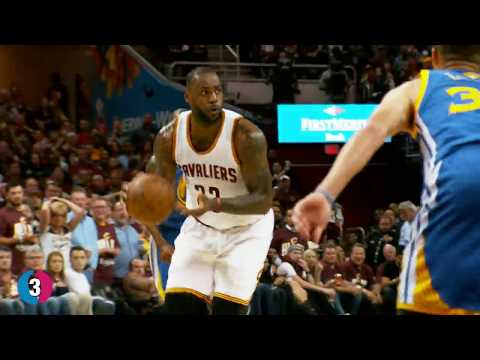 Top 10 Plays of the 2015 & 2016 NBA Finals