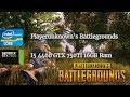Player Unknown Battlegrounds - i5 4460 - GTX 750 Ti - 16Gb Ram