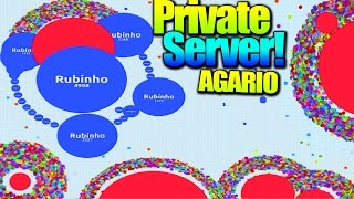 PRIVATE SERVER AGARIO | +20,000,000 PUNTOS | Agar.io | EXPERIMENTAL PRIVATE SERVER