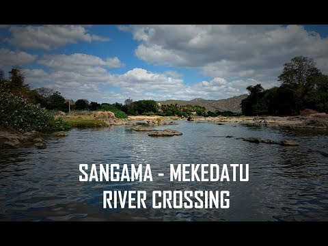 Bangalore One Day Road Trips | 110km of memories | When to not visit Sangama-Mekedattu Crossing |
