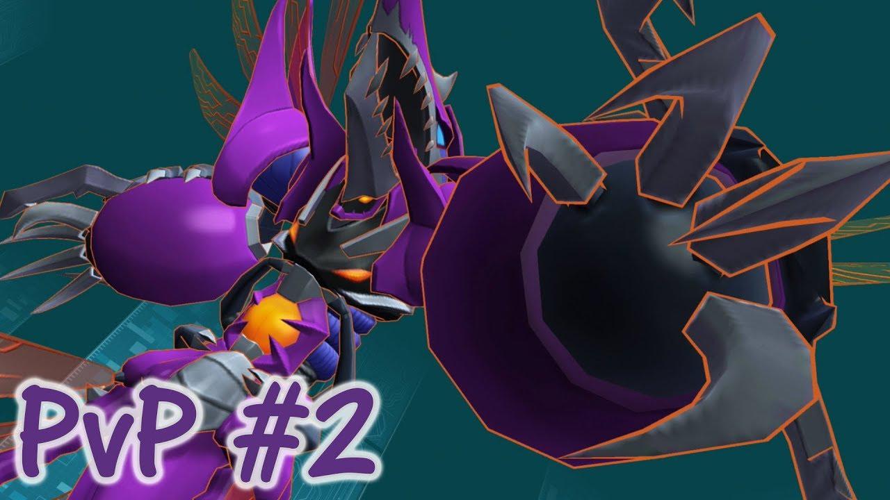 Tyrantkabuterimon S Power Digimon Story Cyber Sleuth