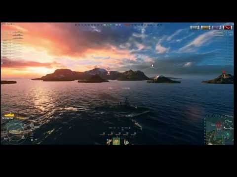 How to play the USS New York in World of Warships
