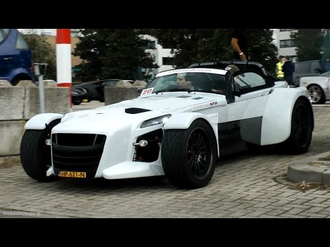 Donkervoort D8 Gto Bilster Berg Edition Lovely Engine Sounds