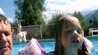 Zwemmen op vakantie